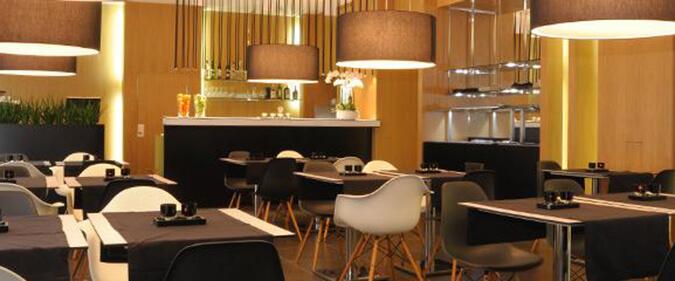 Restaurace hotelu Tomášov